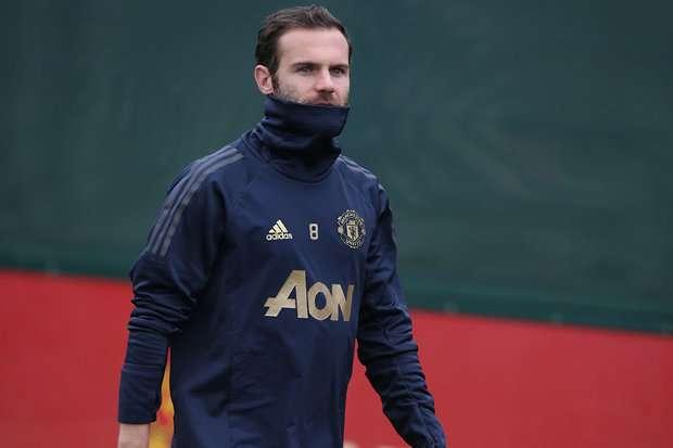 Manchester United : des discussions pour Mata