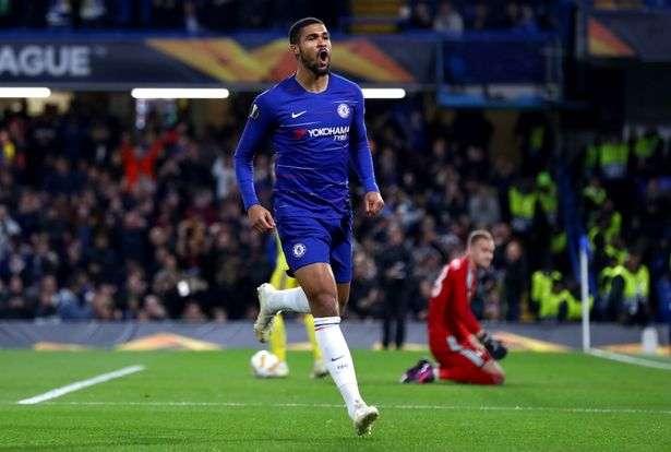 Chelsea : Cinq touches pour Loftus-Cheek
