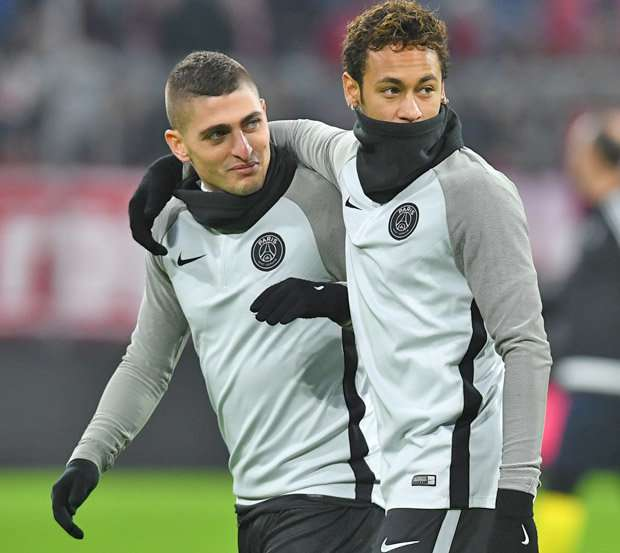 PSG : Verratti ciblé par le Real Madrid ?