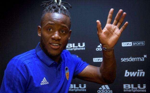 FC Valence : Batshuayi à la relance chez un grand club italien ?