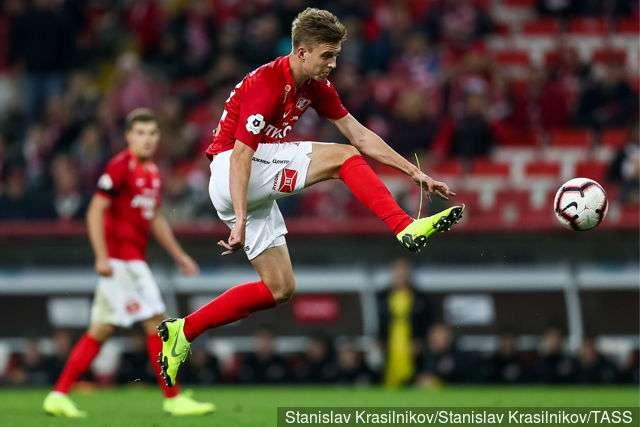 Manchester United a supervisé deux jeunes talents russes