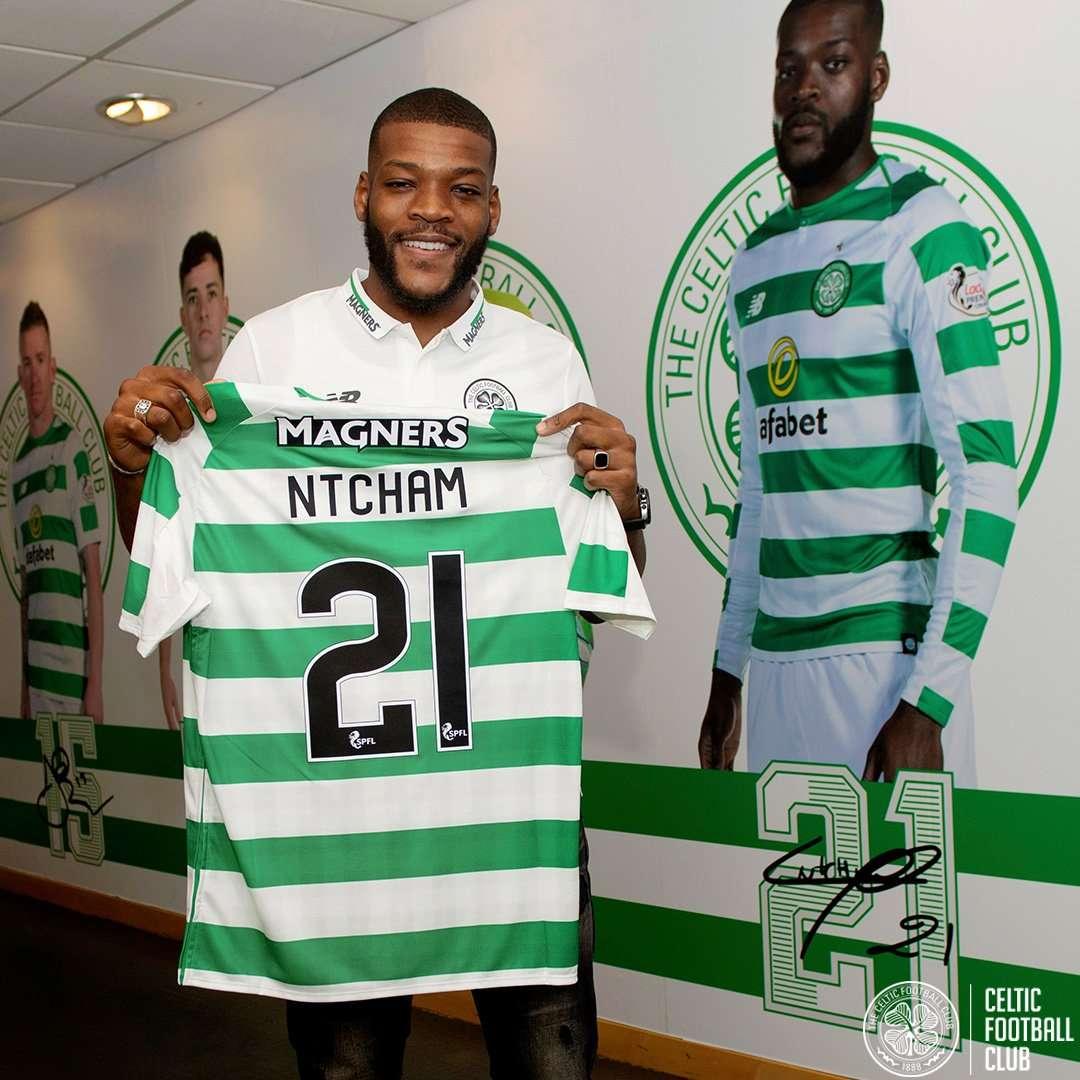 Le Celtic est résigné pour Ntcham