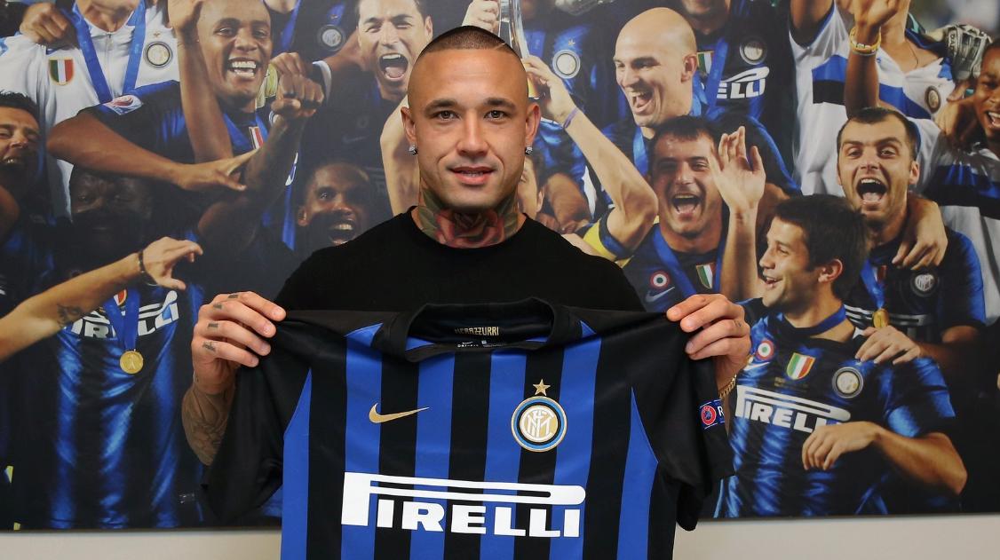 L'Inter Milan fixe le prix de Radja Nainggolan