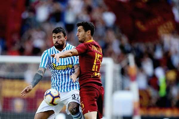 Roma : Marcano vers la Liga ?