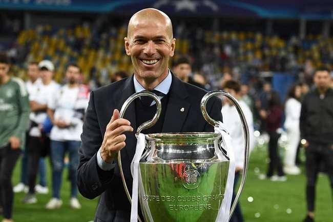 Officiel : Zidane revient au Real Madrid