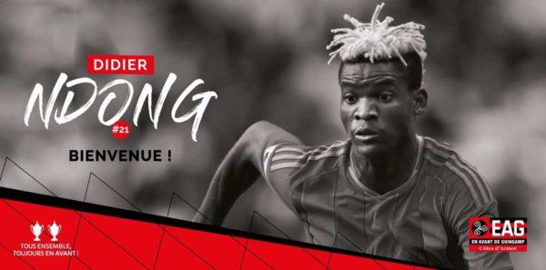 Accord entre Guingamp et Sunderland pour Ndong !