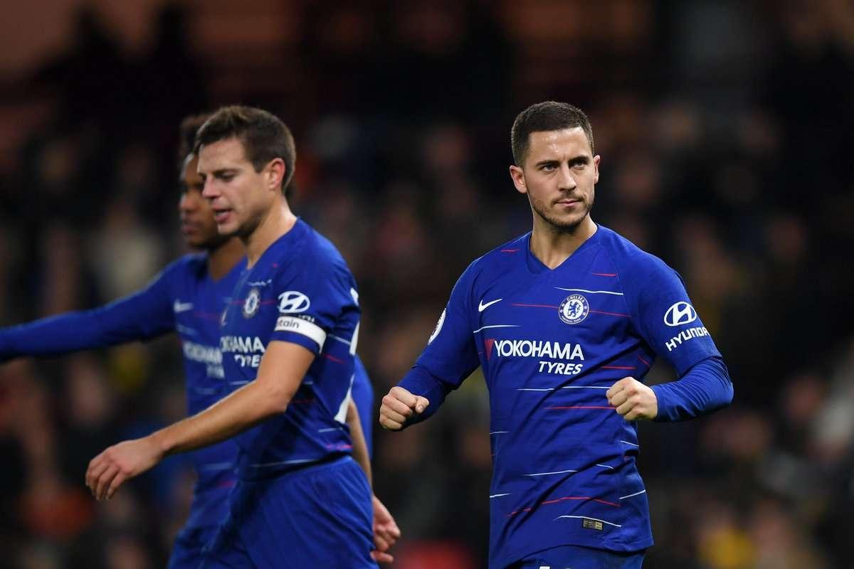 """Eden Hazard """"veut devenir une légende"""""""