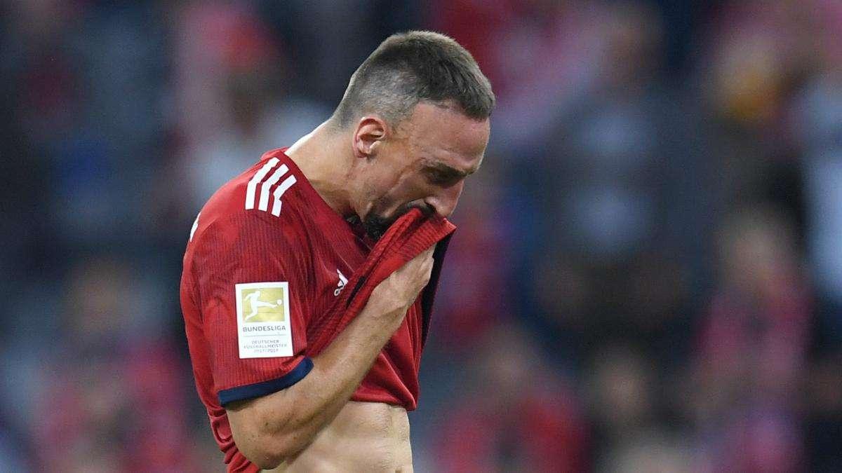 Ribéry évoque son avenir