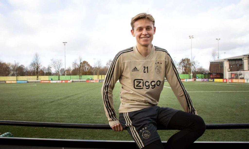 De Jong trop cher pour le PSG !