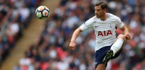 Tottenham : des discussions avec Jan Vertonghen