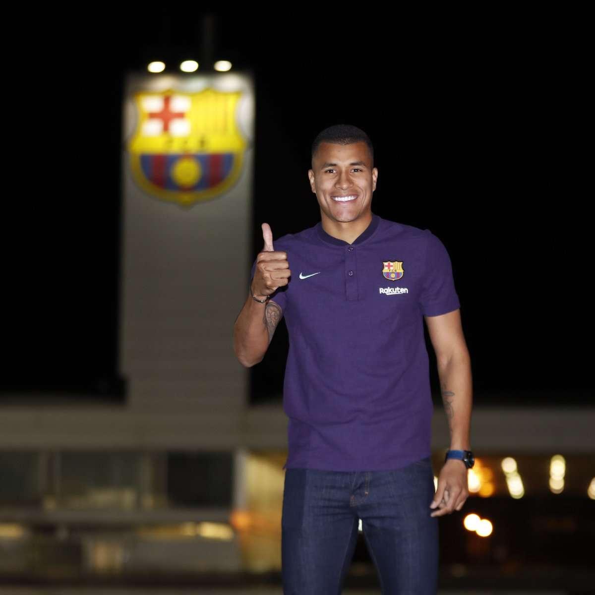 Officiel : Jeison Murillo rejoint le Barça !