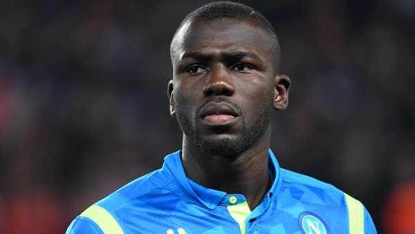 Koulibaly a une touche en Liga