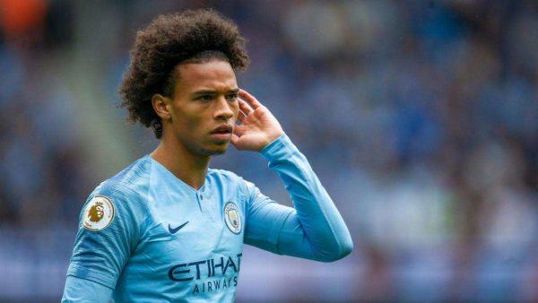Manchester City fixe le prix de Leroy Sané