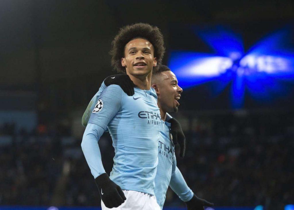 Manchester City face au casse-tête Leroy Sané