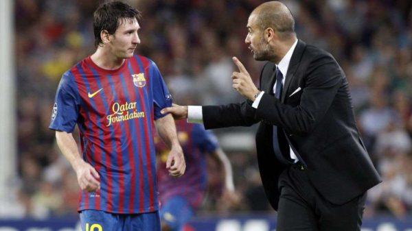 Barça : les confidences de Pep Guardiola sur sa première rencontre avec Lionel Messi