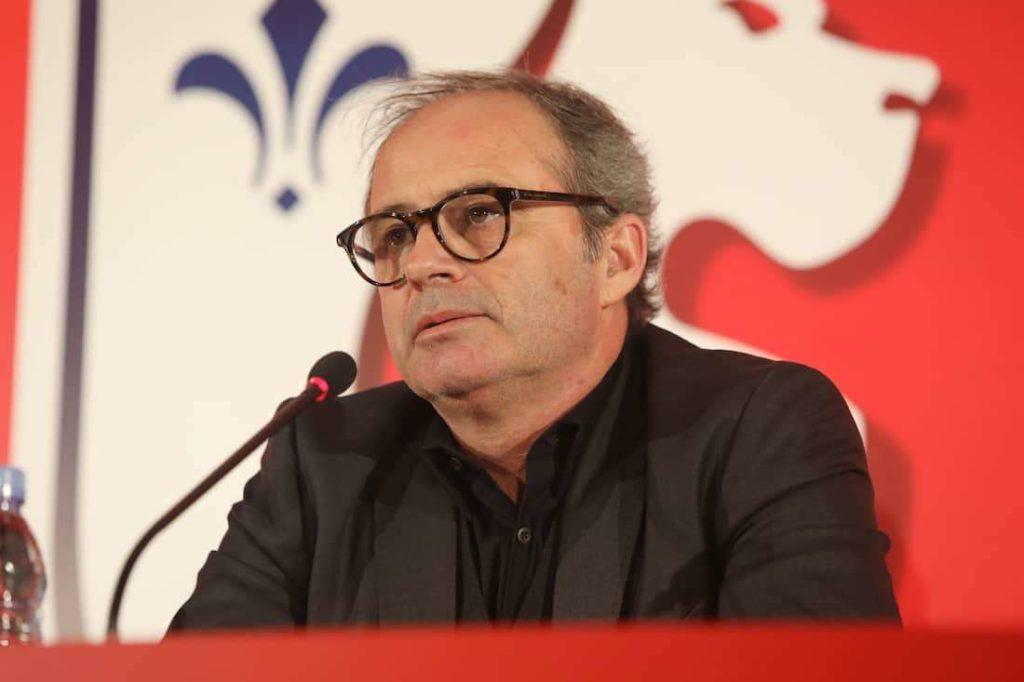 LOSC : Luis Campos évoque les rumeurs
