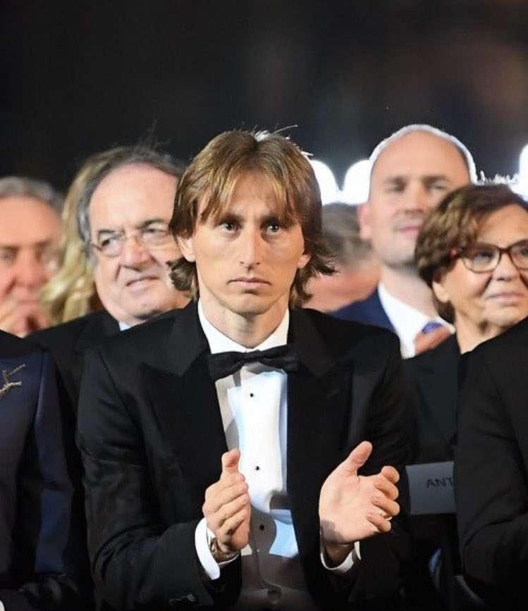 Luka Modric sacré Ballon d'Or !