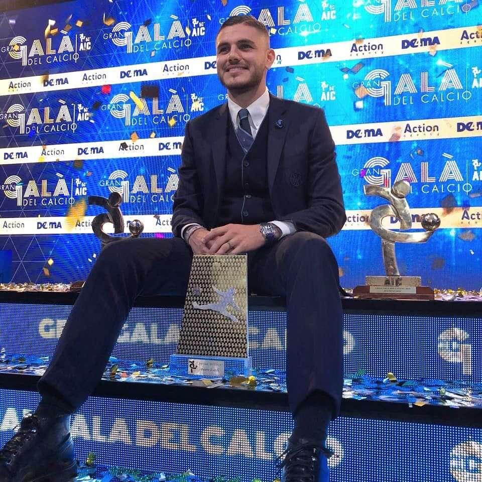 La belle année de Mauro Icardi