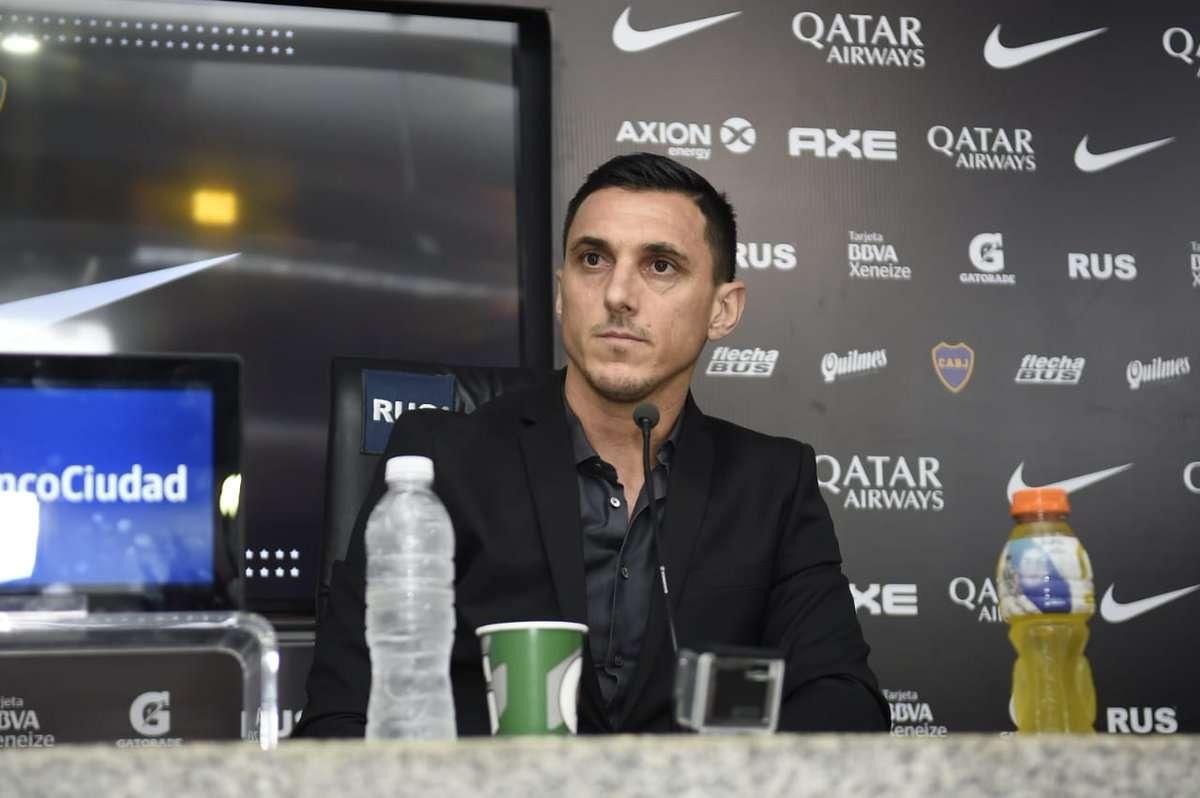 Burdisso intègre le staff de Boca Juniors