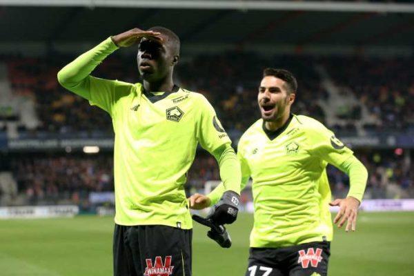 Lille : Trois joueurs ont été supervisé par Wolverhampton