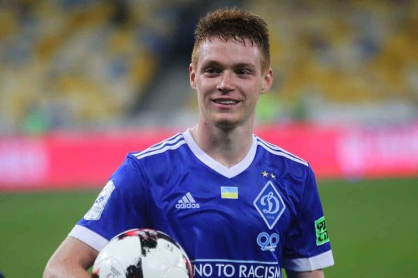 AS Roma : Un jeune talent ukrainien sur le point de signer ?
