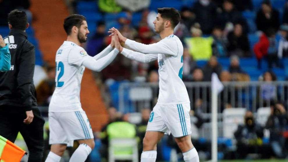 Real : Des grosses offres pour Isco et Asensio ?