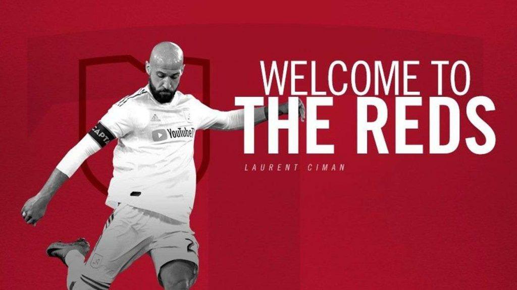 Officiel : Ciman retourne en MLS