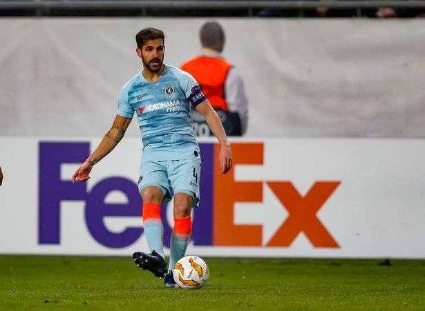 Chelsea : Fabregas finalement sur le départ ?