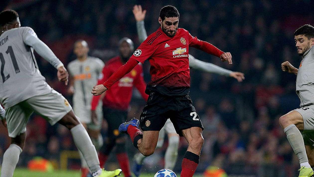 Manchester United : Fellaini en discussions avec un club turc