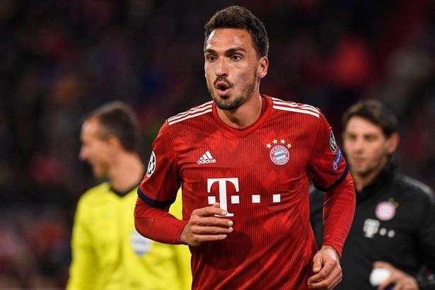 Bayern Munich : Deux pistes en Angleterre pour Hummels