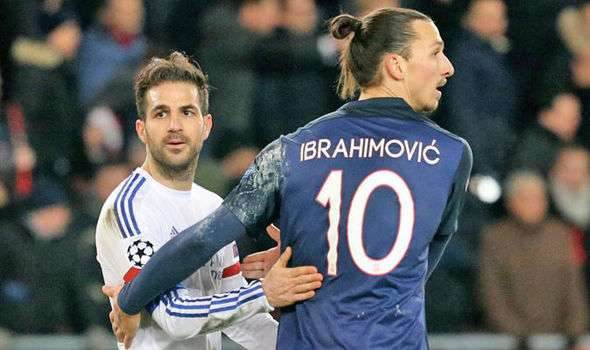 Leonardo espère Fabregas, mais cesse tout pour Ibra !