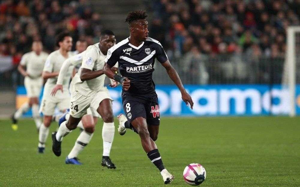 Bordeaux offre 15M€ pour Karamoh !