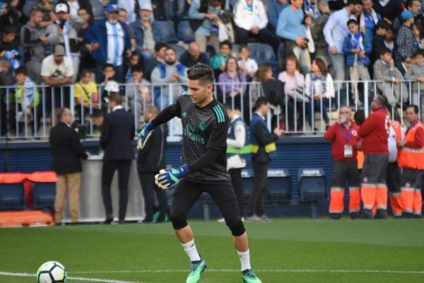 Real Madrid : direction la Suisse pour Luca Zidane ?