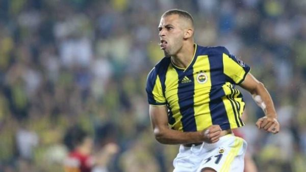 Fulham pense à un international algérien