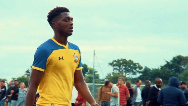Officiel : Le jeune français Tchaptchet signe pro à Southampton