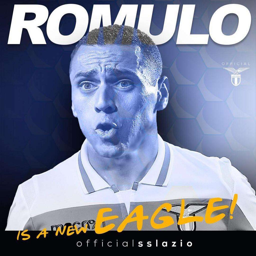 Officiel : La Lazio s'offre Romulo