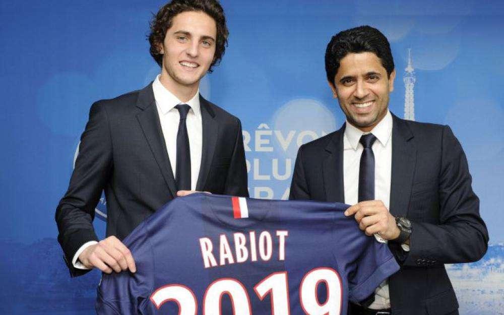 Adrien Rabiot, un avenir flou