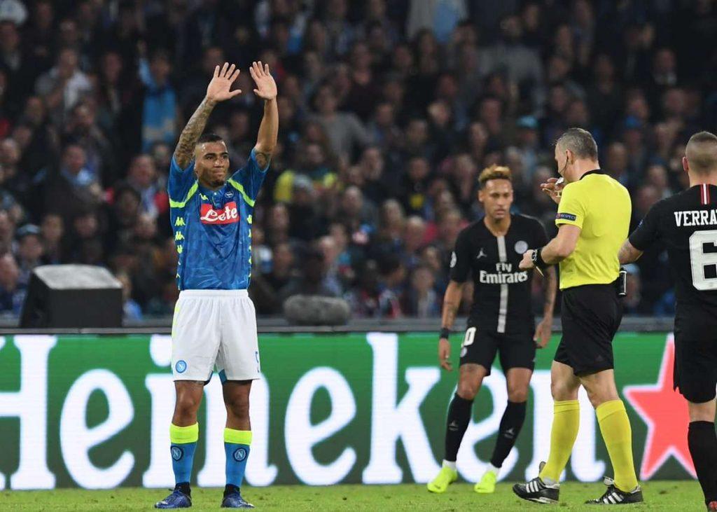 Naples veut une énorme offre pour Allan, le PSG offre un sponsor !