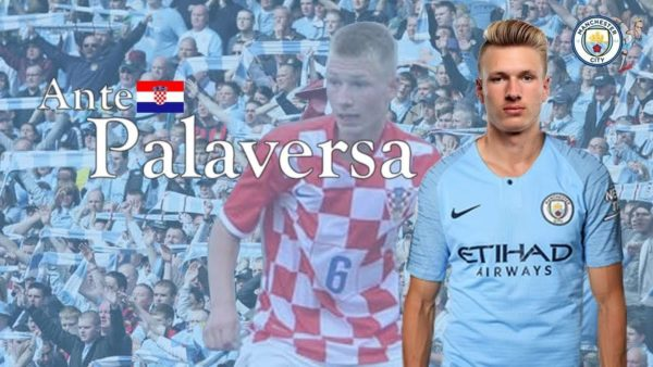 Manchester City : un jeune talent croate arrive !