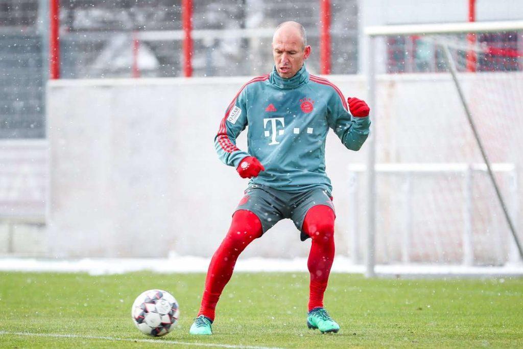 Bayern : Robben en MLS ?