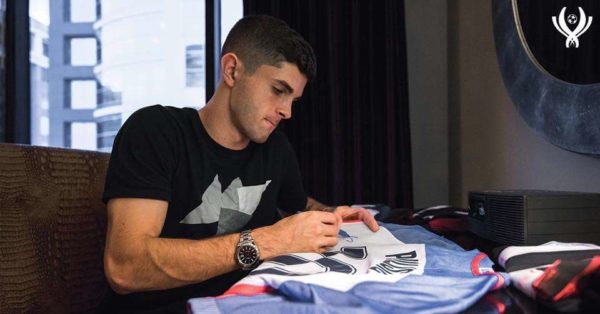 Officiel : Pulisic signe à Chelsea