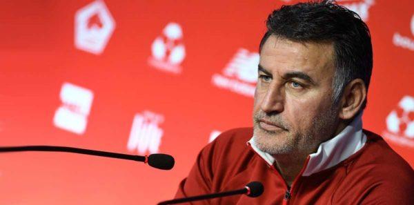 LOSC : Galtier évoque la Ligue des Champions et le mercato