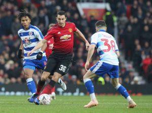 Man Utd : un club espagnol négocie pour Matteo Darmian