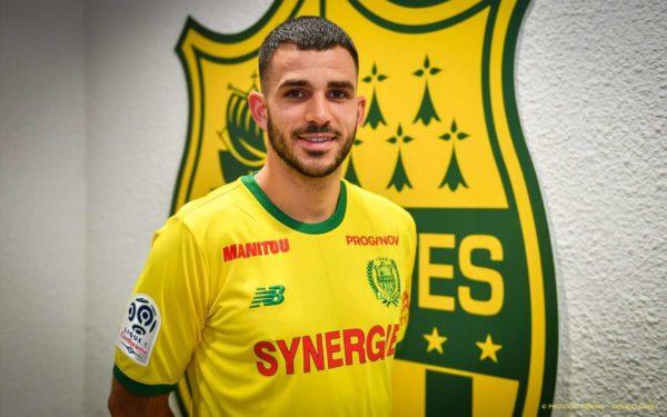 Valentin Eysseric signe à Nantes !