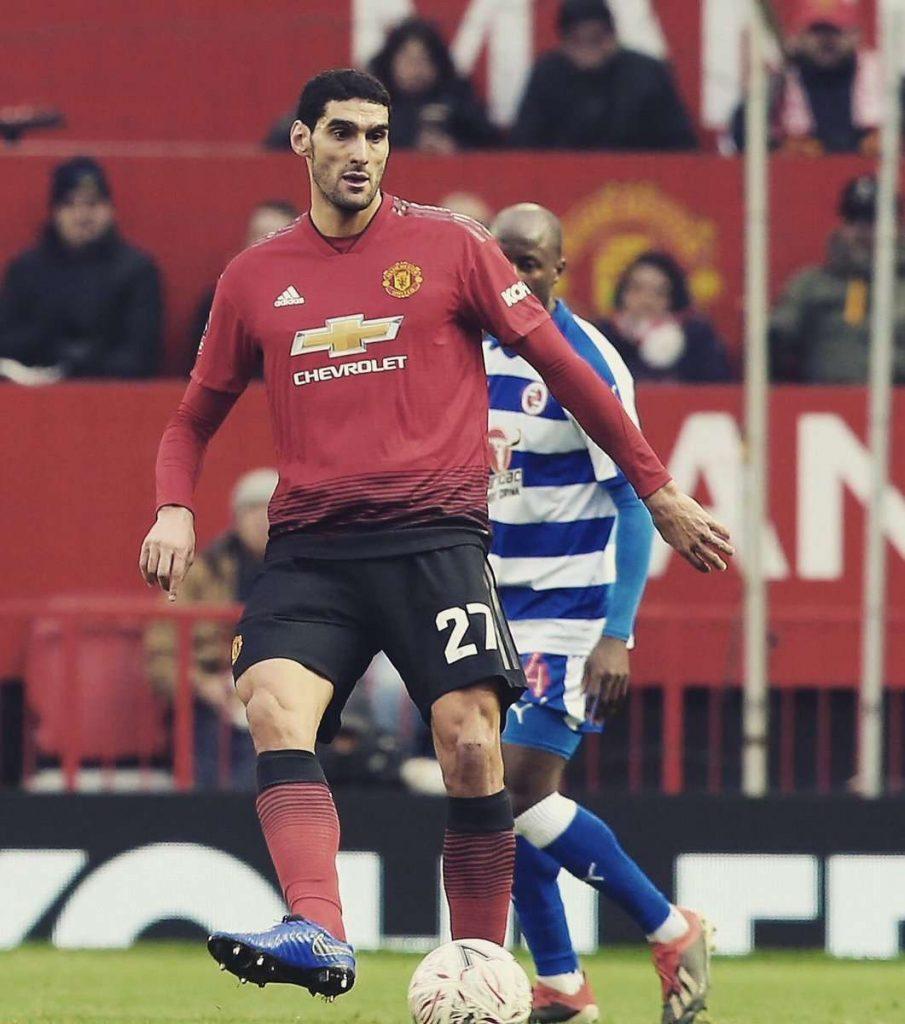 Manchester United pourrait vendre Fellaini
