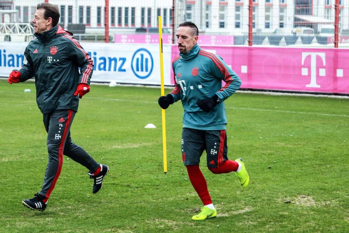 Une destination surprise pour Franck Ribery ?