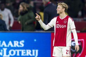 Willem II remercie le Barça pour De Jong
