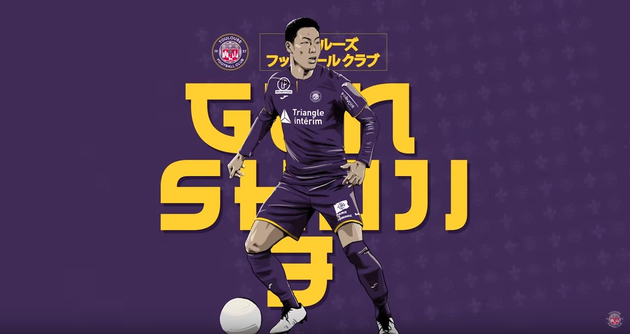 Officiel : Gen Shoji est un joueur du TFC