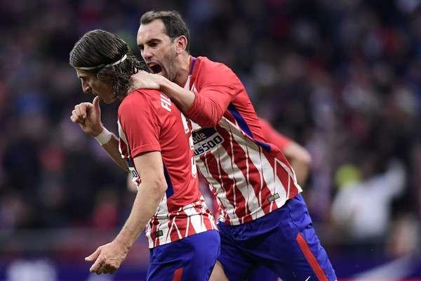 Deux cadres de l'Atlético refusent de prolonger