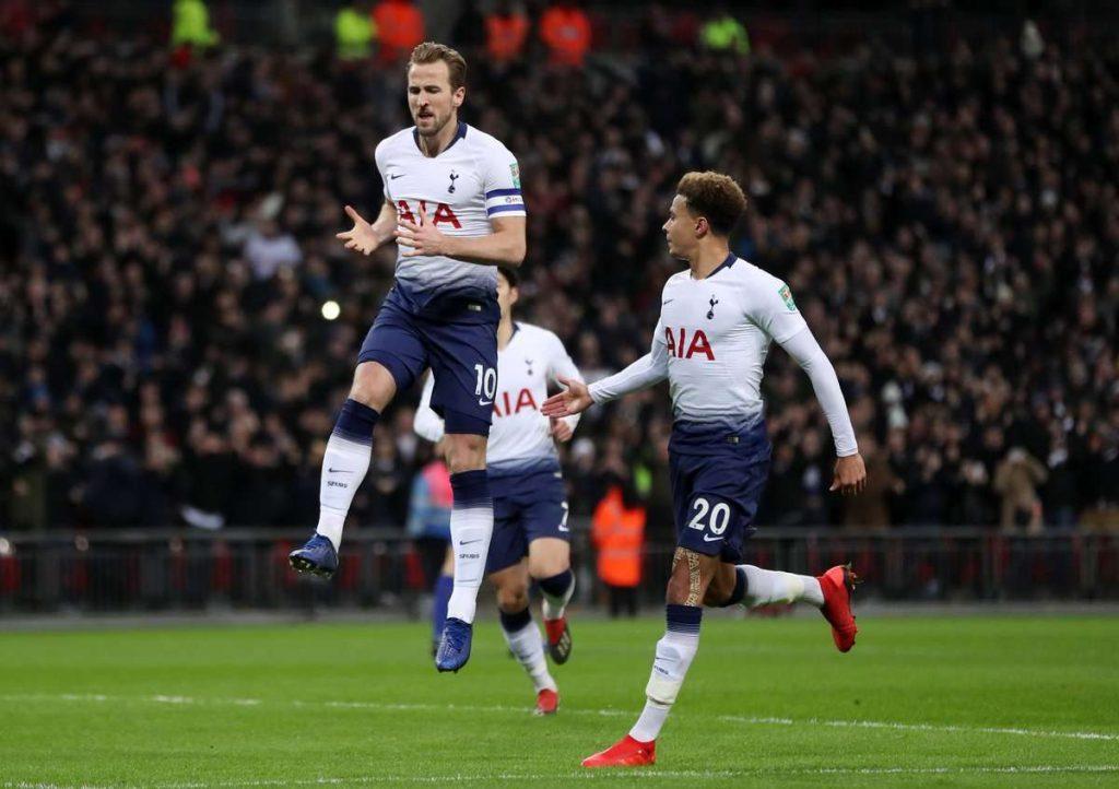 Tottenham : Kane toujours ciblé en Espagne